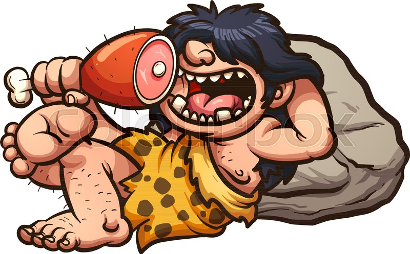 Image result for caveman cartoon