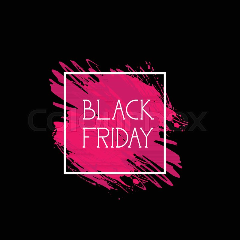 7326fbb6ea Black Friday Sign Holiday Sale Icon ...