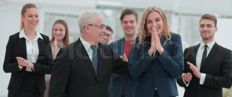 Global business, management , connection and people concept. Bu, stock photo