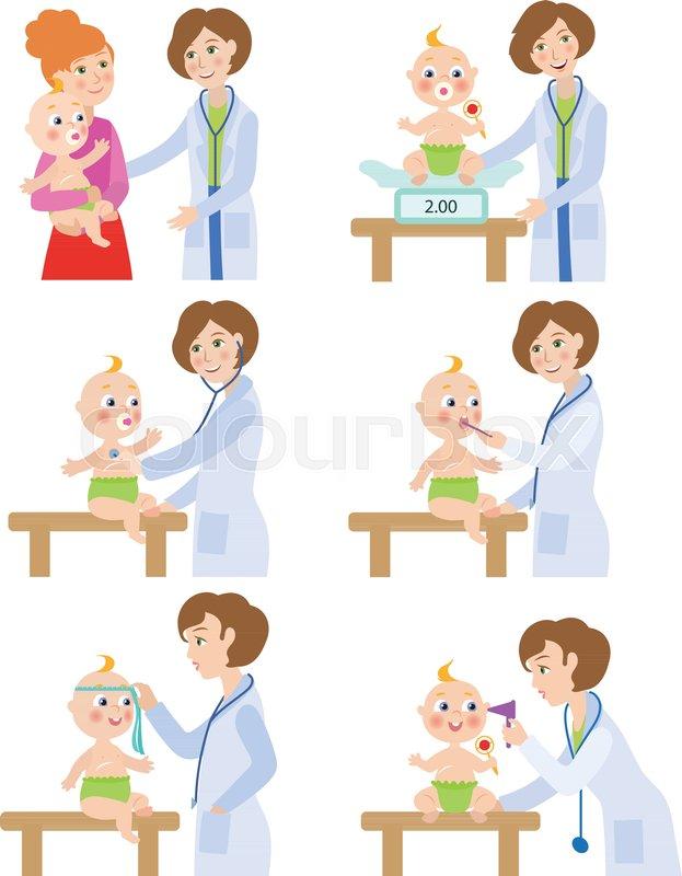 3881bcc7d Female pediatrician