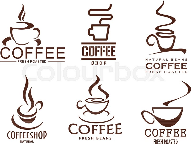 Outline Vector Colourbox Steam Coffee Hot Cups Of DrinkStock tBCsQhdrxo
