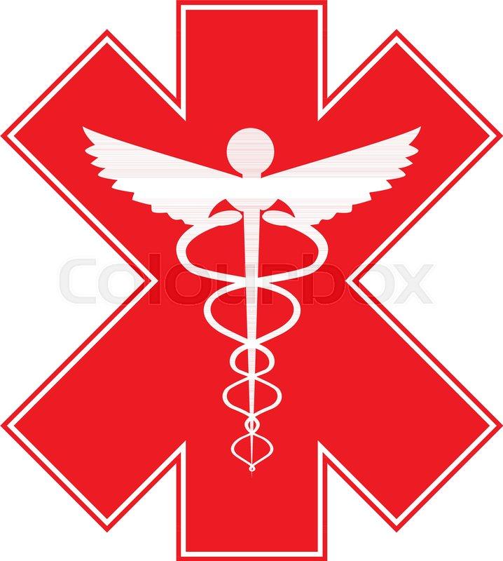 medical symbol stock vector colourbox daily mail logo vector mail logo free vector