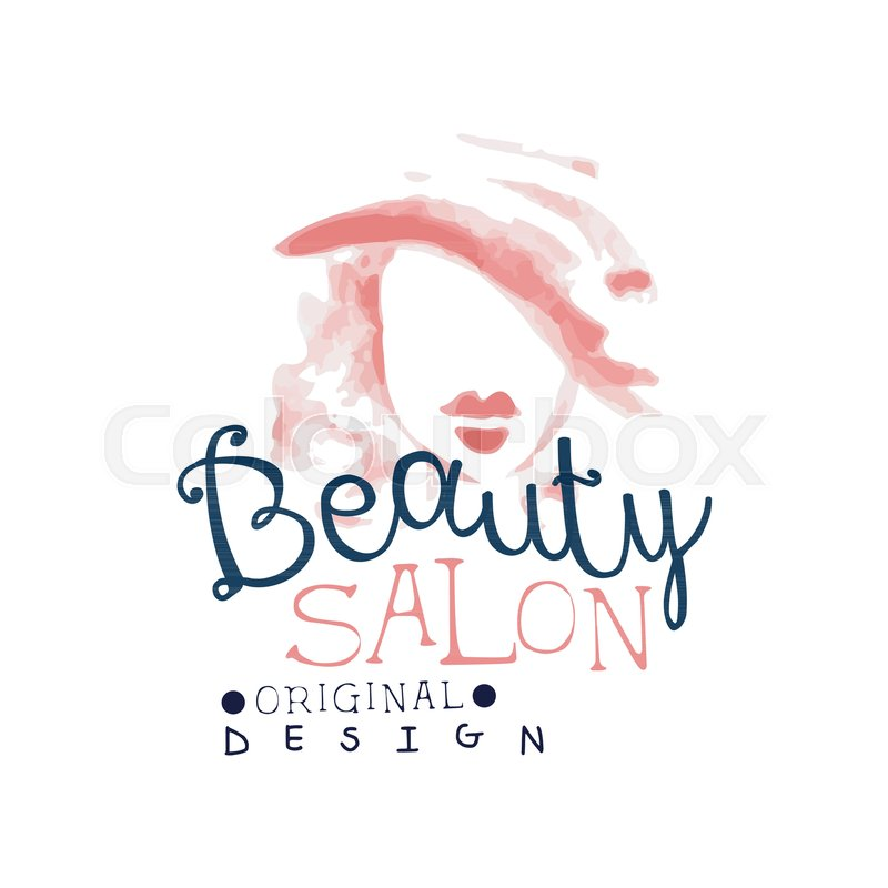 Beauty salon logo original design, ... | Stock Vector ... - photo #18