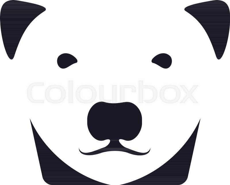 Stylized graphic polar bear logo templates collection of creative stylized graphic polar bear logo templates collection of creative polar bear logotype templates growth development power concept maxwellsz
