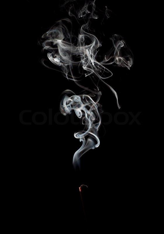 Free White Smoke Wallpaper