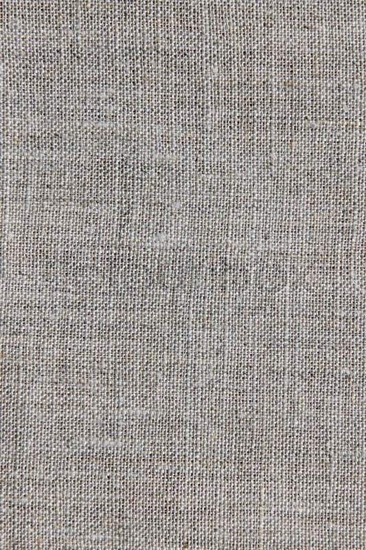 Grey Natural Linen Texture For The Background Stock