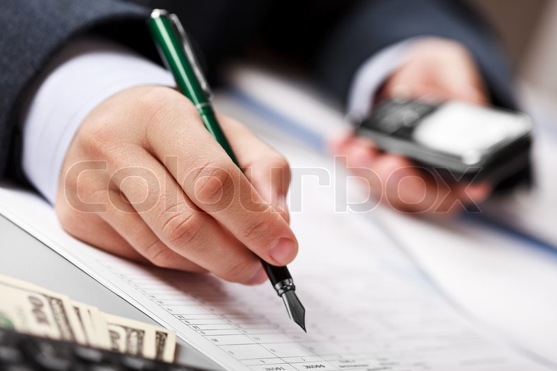 Financial writing jobs