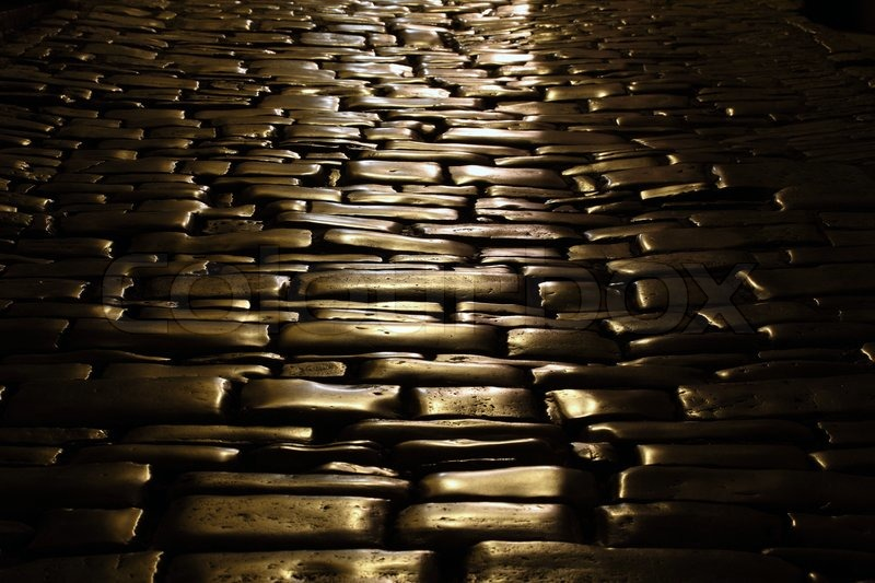 Stock image of 'Ancient cobblestone pavement in the old town of Rovinj, Croatia'