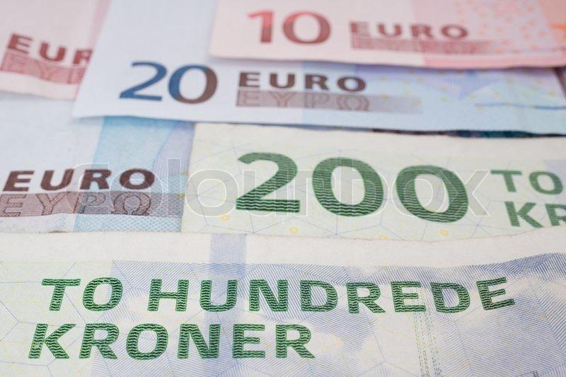 danische kronen euro