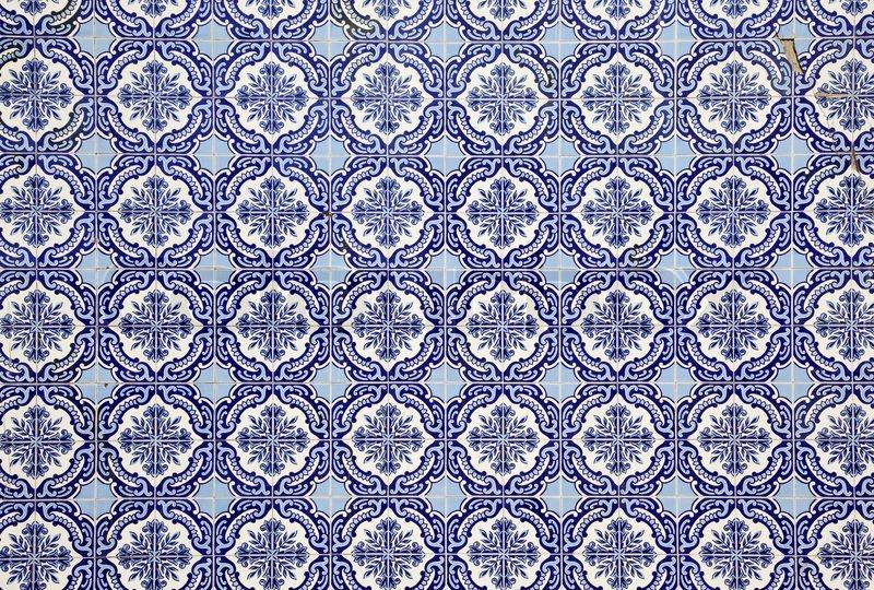 Traditionelle Portugiesische Mosaik Azulejos Für HausDekoration - Portugiesische fliesen kaufen