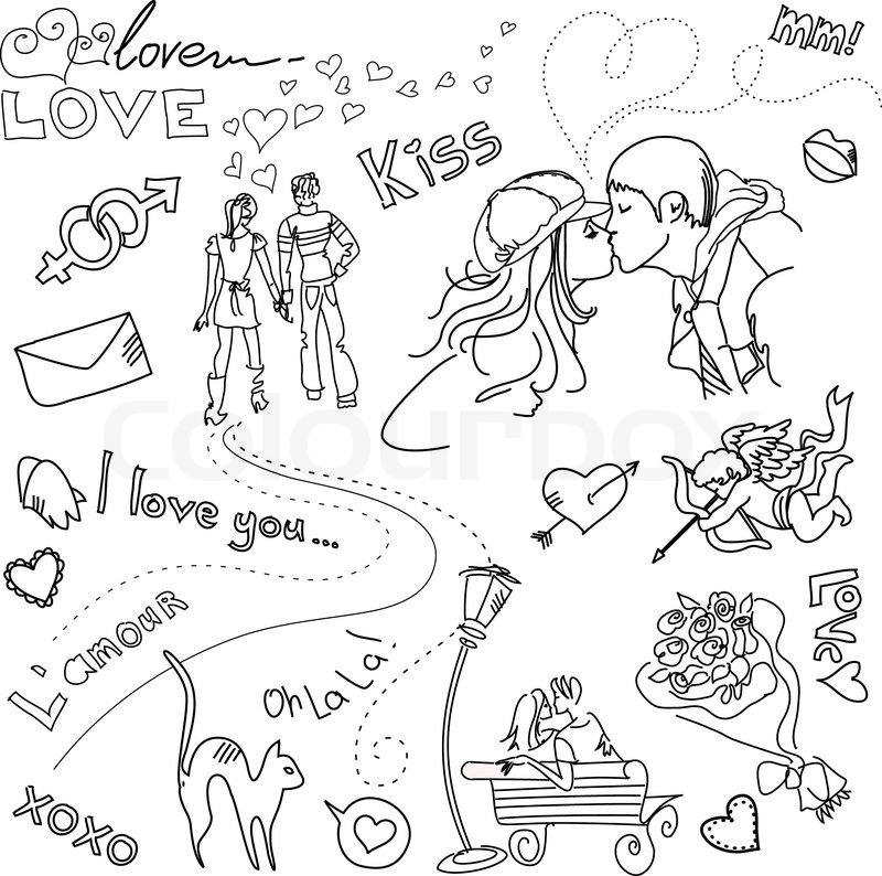 vector of u002639itu002639a all about loveu002639 about love 480x476