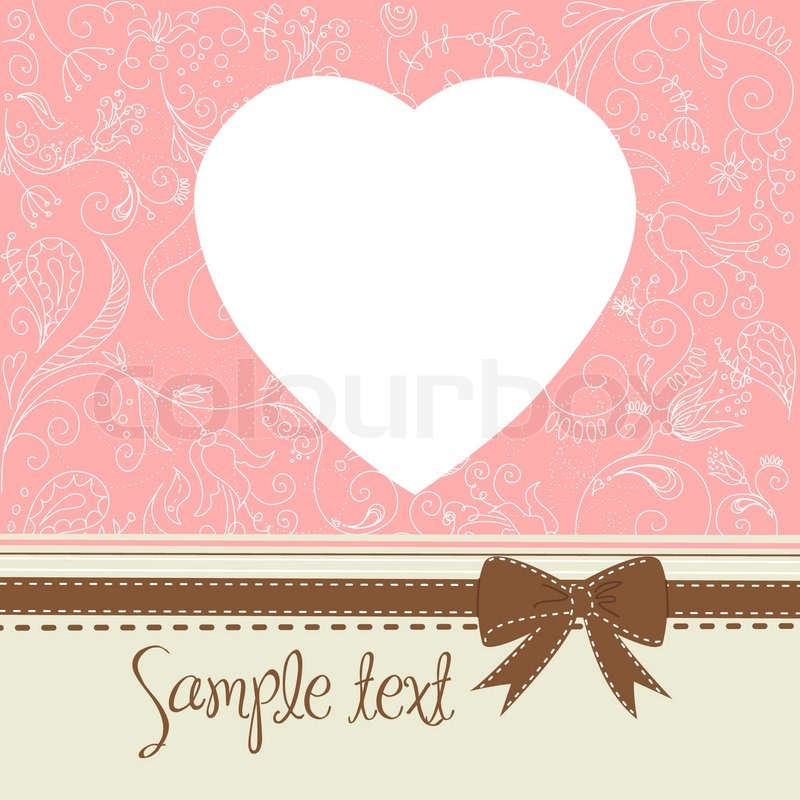 Stock vector of 'Valentine background'