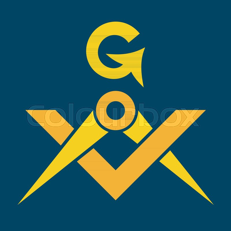The Masonic Square And Compasses The Sacral Emblem Of Medieval