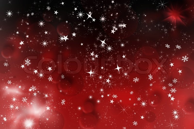 Red Stars Background Abstract red ba...