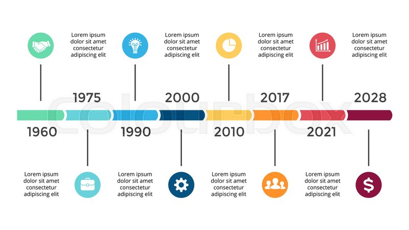 Vector arrows circles timeline infographic diagram chart graph stock vector of vector arrows circles timeline infographic diagram chart graph presentation ccuart Images