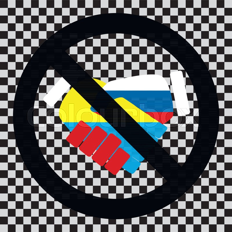 No Ukraine And Russia Friendship Prohibition And Restriction