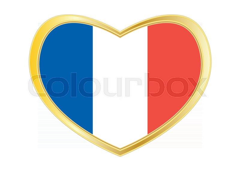 French National Official Flag Patriotic Symbol Banner Element