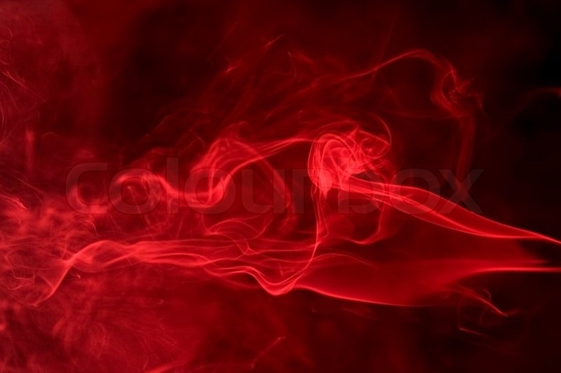 abstract background showing some red stock image