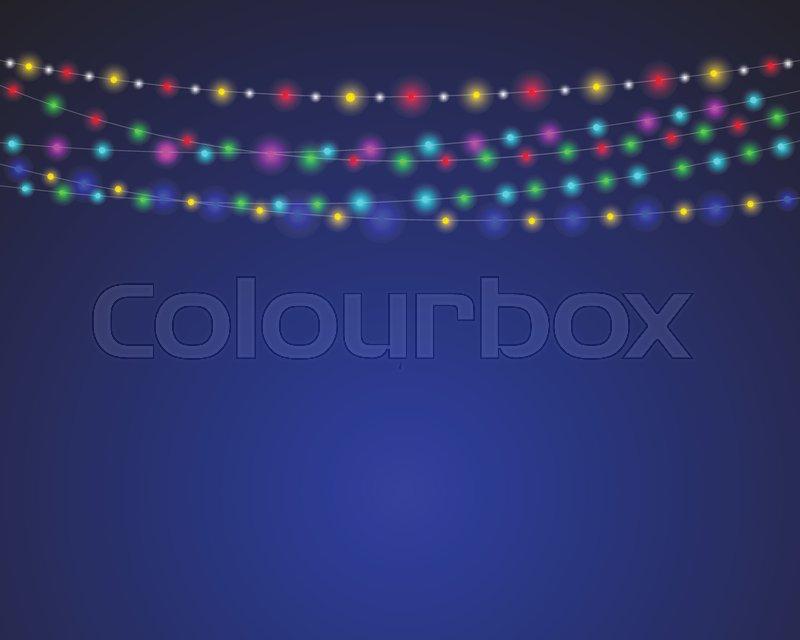 festive christmas neon lights xmas lighting carnival holiday