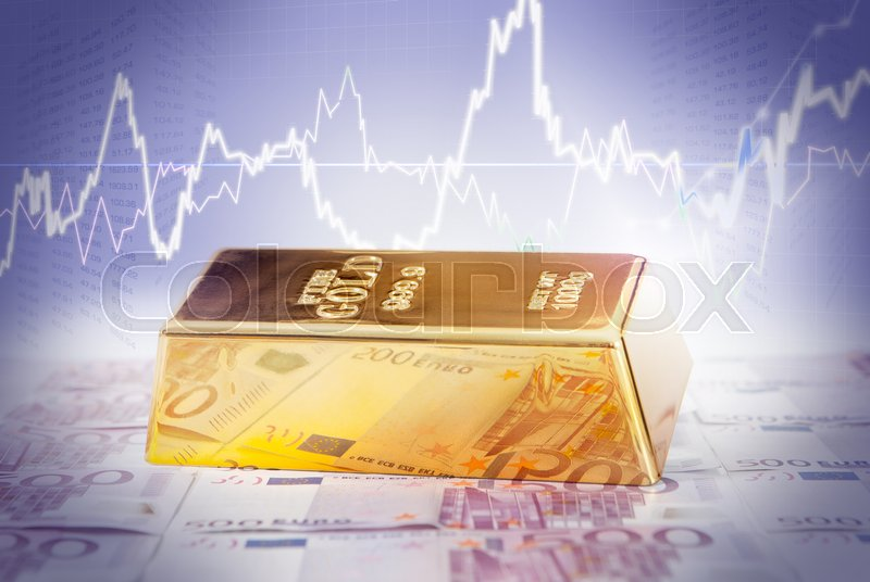 Gold Bars And Cash With Course Development