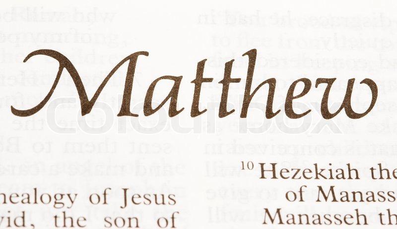 Erstes Evangelium