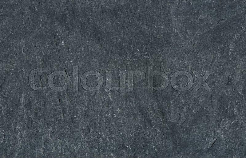 . Seamless dark grey stone texture   Stock image   Colourbox
