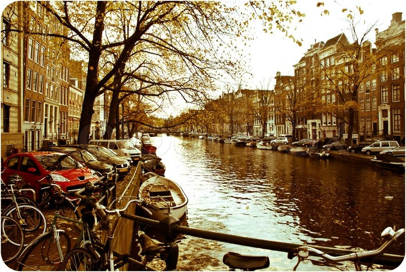 Beautiful Boats Pictures Beautiful Amsterdam Picture