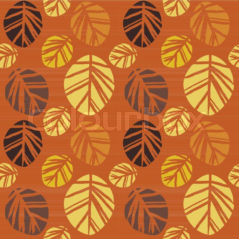 Seamless African Batik Pattern Stock Vector Colourbox Unique Batik Pattern