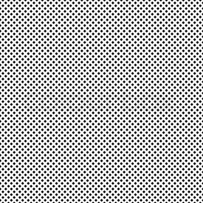 Seamless Pattern Diagonal Square Dots Stock Vector Colourbox