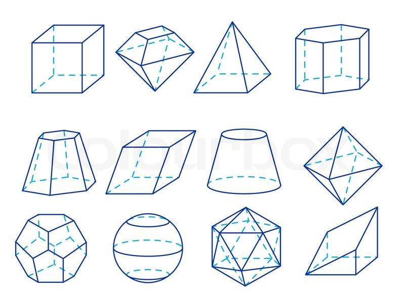 rhombus schiefer figur stock vektor colourbox. Black Bedroom Furniture Sets. Home Design Ideas