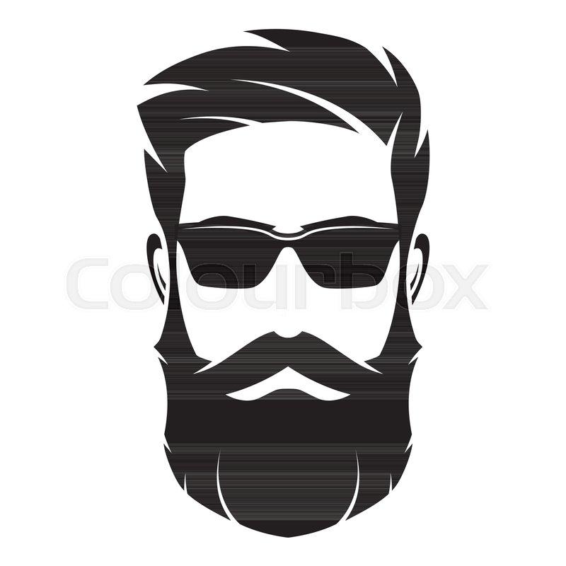 95b5d085038 Bearded man s face