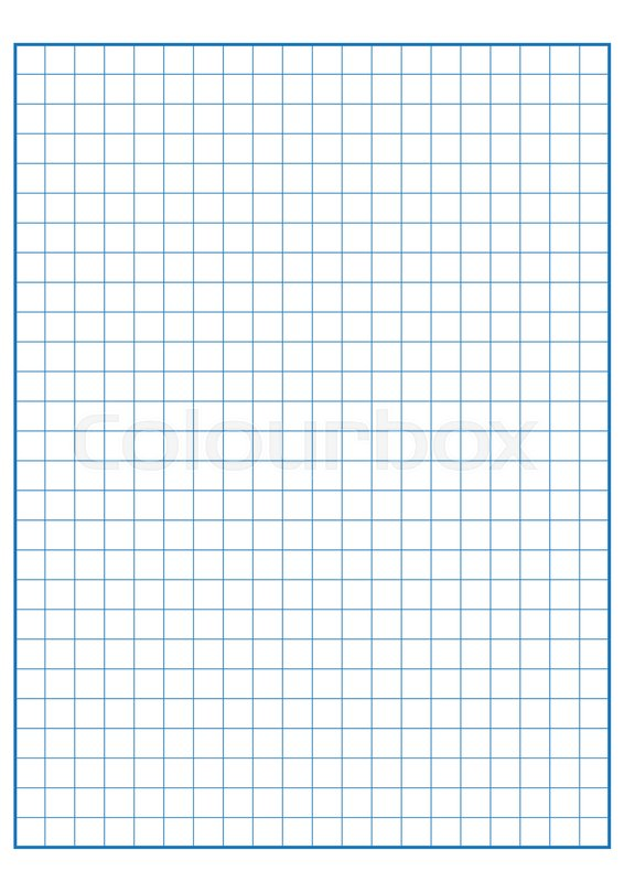 Engineering graph paper printable graph paper vector illustration engineering graph paper printable graph paper vector illustration stock vector colourbox malvernweather