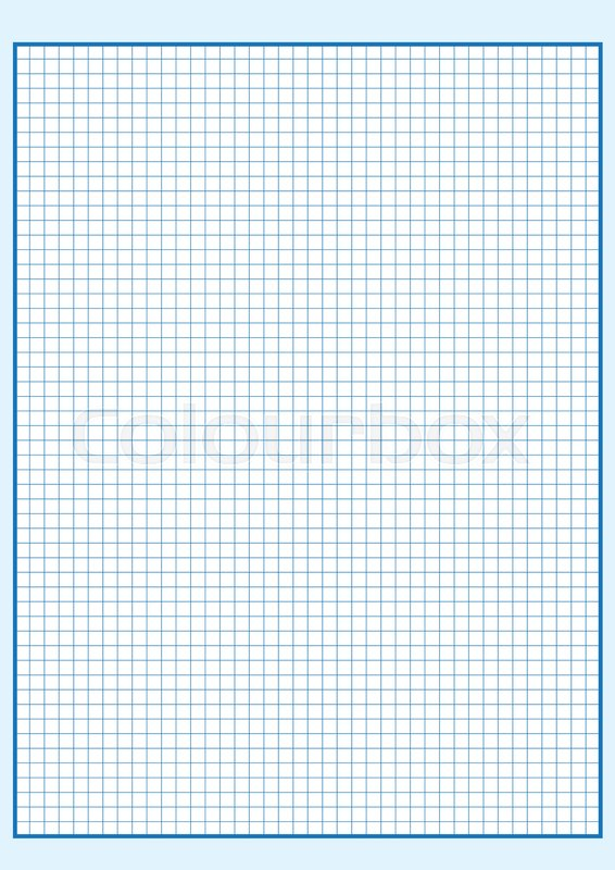 photograph about Printable Engineering Paper named Technology graph paper Printable  Inventory vector Colourbox