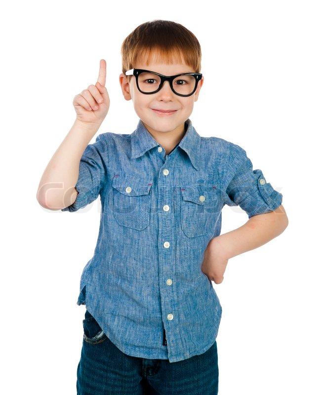 3017979-896162-schoolboy-raising-his-han