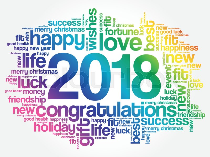 2018 year greeting word cloud collage happy new year celebration 2018 year greeting word cloud collage happy new year celebration greeting card stock vector colourbox m4hsunfo