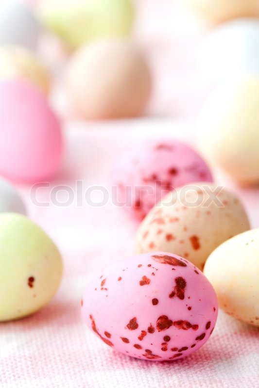 pastel eggs easter sweet - photo #22