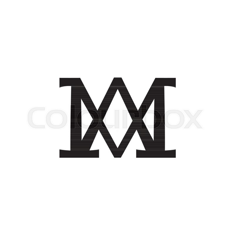 Christogram Christian Monogram Of The Blessed Virgin Mary Mother Of God Queen Of Heaven Our Lady Madonna Mediatrix Of All Graces Ancient