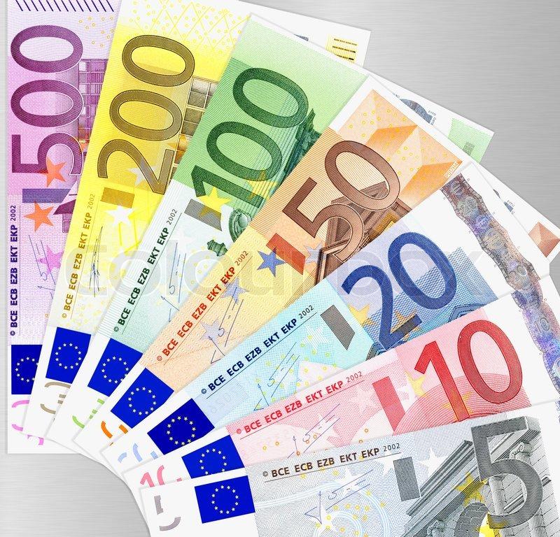 pin euro scheine mit - photo #43