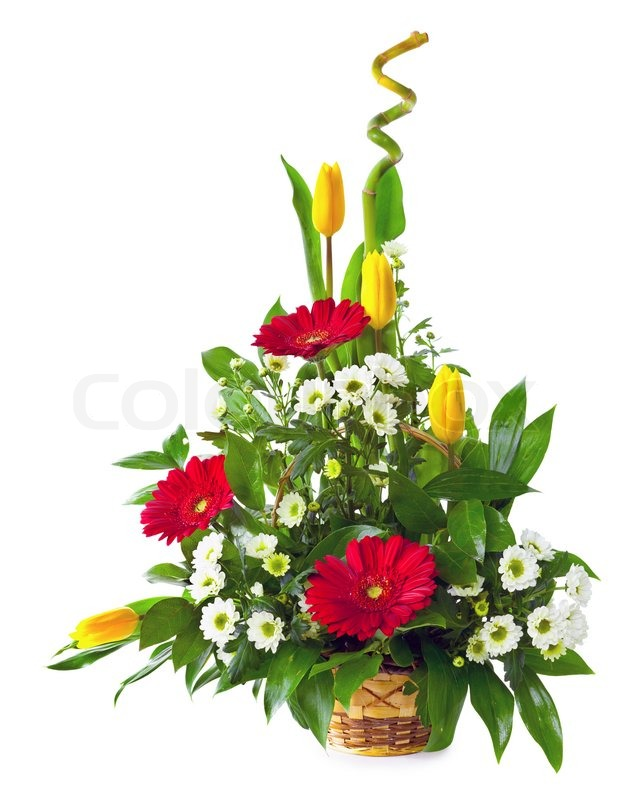 Gerbera Daisy Bouquet Bright flower bouquet ...