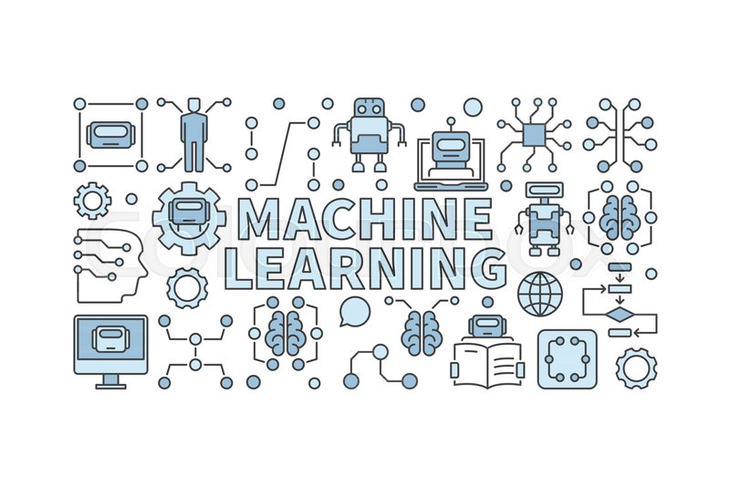Image result for machine learning white background