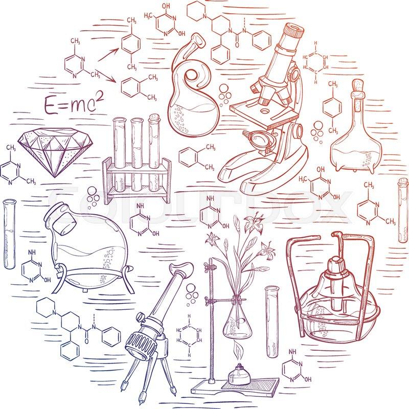 19 best Antique chemistry prints images on Pinterest ... |Lab Chemist Drawings