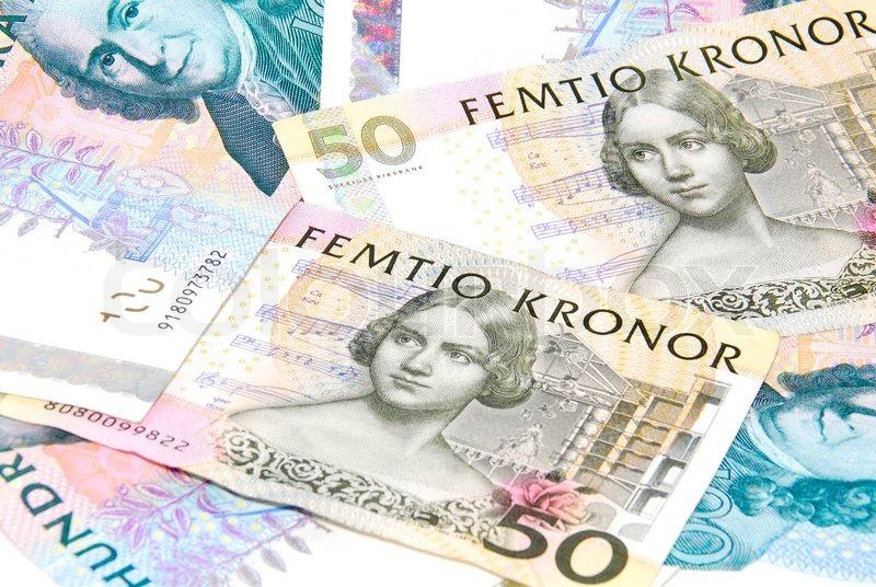 svenske penge