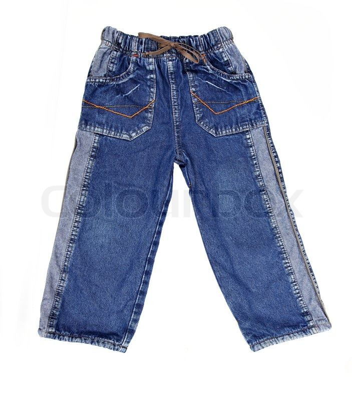 børnetøj jeans