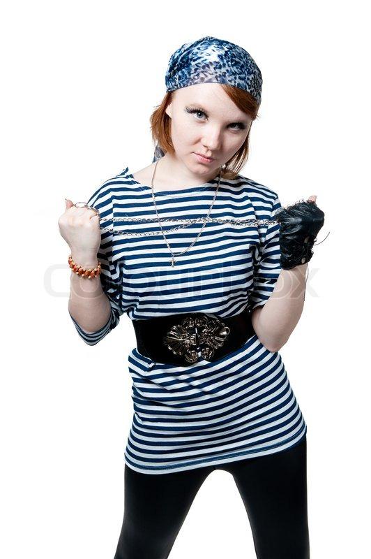 Костюм пирата для девушки своими руками фото