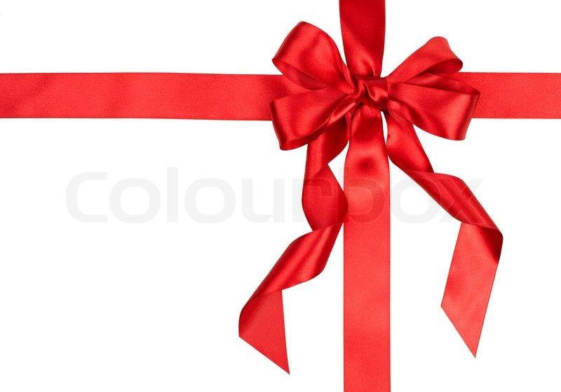 Gift ribbon bow stock photo colourbox negle Images