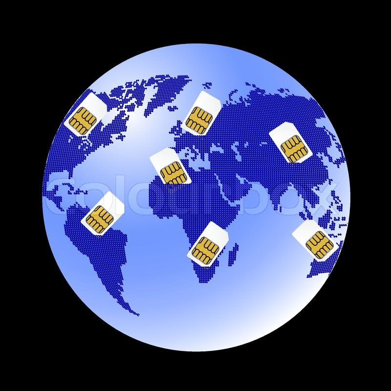 Globe Sim Card Connecting