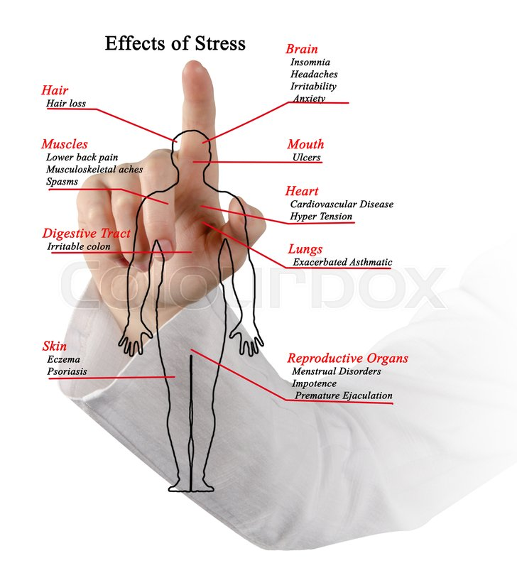 the effects of stress The effects of stress tend to build up over time taking practical steps to manage your stress can reduce or prevent these effects.
