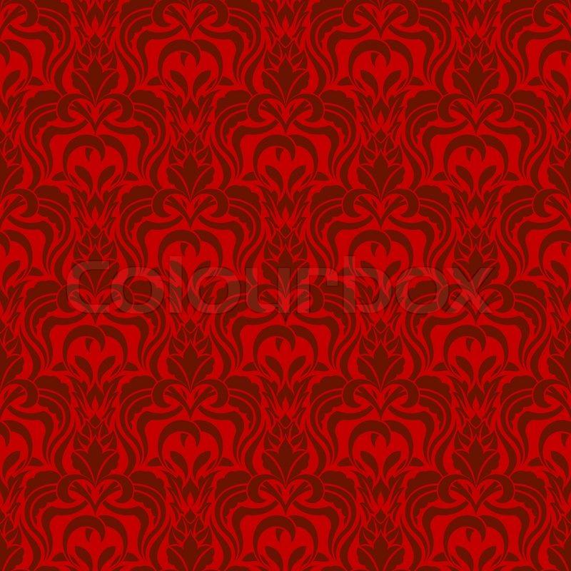 vector seamless renaissance wallpaper - photo #5