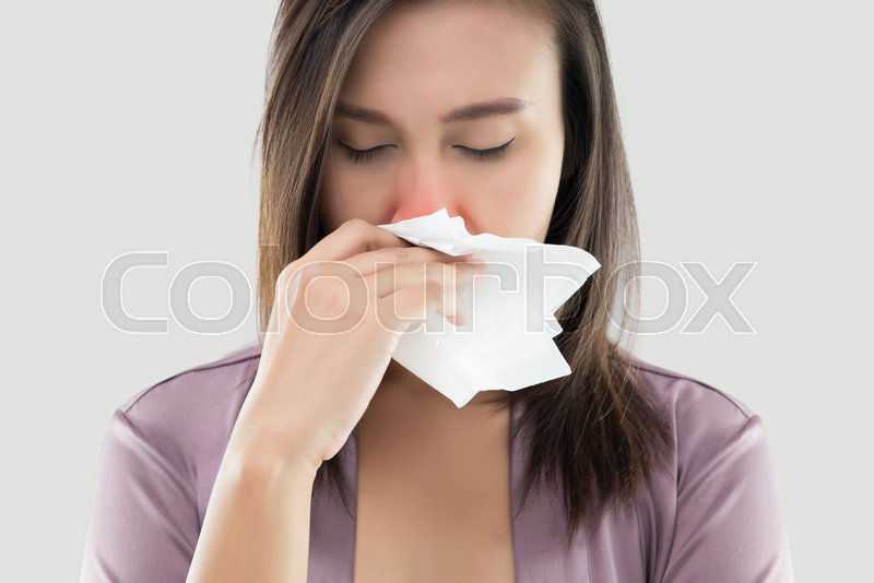 Stock Bild von 'allergie, hand, infektion'