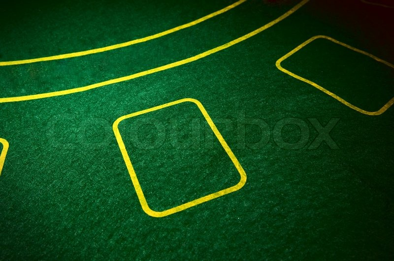 Background of poker table in grunge - 115.3KB